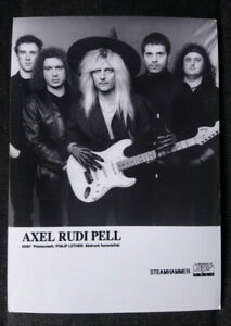 Axel Rudi Pell - Promo Photo / Magic, 1997 SPV - Jörg Michael - Jeff Scott Soto