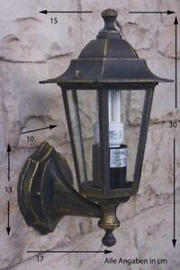 Applique Style Campagne Luminaire extérieur Lampe murale Lanterne de ...