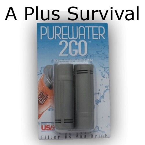 Pure Water-2-Go Replacement Filters for the Eco Bottle