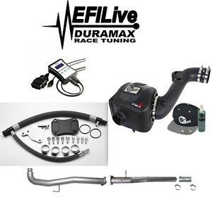 Duramax Def Delete >> Details About Chevy Gmc Duramax Lml 6 6l 2011 2015 Complete Egr Dpf Delete Kit Efi Live Tuner