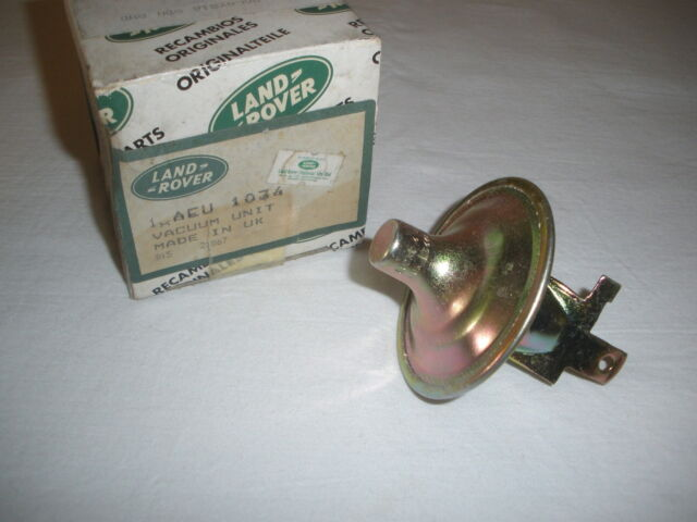NOS GENUINE LAND ROVER VACUUM UNIT 4 CYL. PETROL SERIES III & DEF 90/110 AEU1034