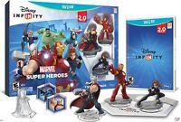 Disney Infinity: Marvel Super Heroes 2.0 Starter Pack - Wii U