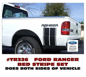 Ford Ranger Truck Bed