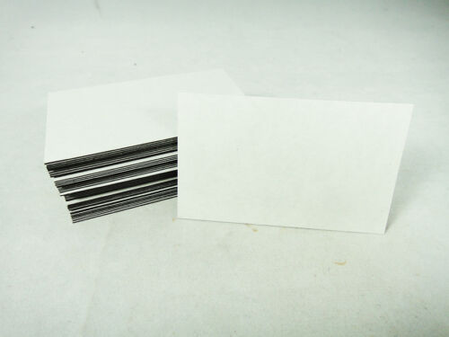 400 X Magnetic & Adhesive Business Card Holder