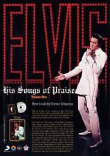 Elvis Presley - His Songs Of Praise Vol 1 - FTD Book/CD - New & Sealed ********