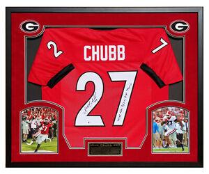nick chubb georgia jersey
