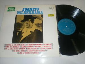 """Juanito Valderrama exitos Saphir 1969 - Spanisch Edition LP 12 """" vinyl VG/VG"""