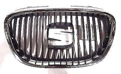 SEAT Leon 05-09//SEAT ALTEA 04-09//SEAT TOLEDO 04-09 GRIGLIA ANTERIORE Con CROMO