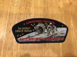 Longhorn Council 2017 National Scout Jamboree - 1st Scout Space Walk Special JSP