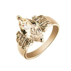 Mosaik-pferd-auge-zirkon-ring-kristall-schmuck-ring-frauen-mode-geschenk-Heiss