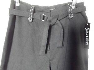 Vintage Women/'s White A Line Grey Topstitch Jacket With Pockets Size XL