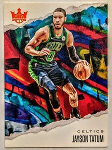 JAYSON-TATUM-2019-20-Panini-Court-Kings-Citrine-039-d-49-SSP-RARE-INVEST-HOT