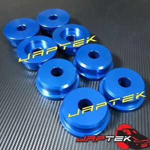 Solid-Subframe-Collars-Bushings-for-Nissan-S13-S14-S15-Silvia-180sx-200sx-SR20