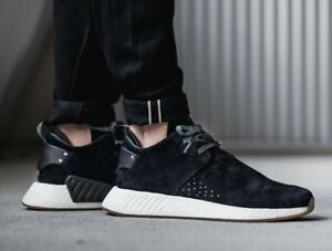 newest 9b37b a53da Image is loading Adidas-NMD-C2-Suede-Size-10-5-BY3011-