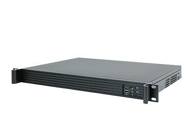 "19"" 1he Enclosure Server Ipc-c1376/micro Atx, Mini Itx/senza Alimentatore-"