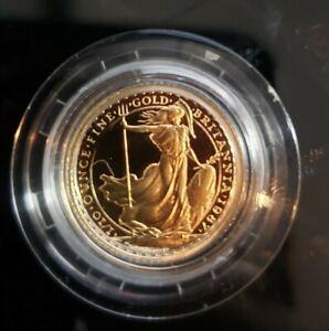 1987-Great-Britain-1-10-oz-Gold-Britannia