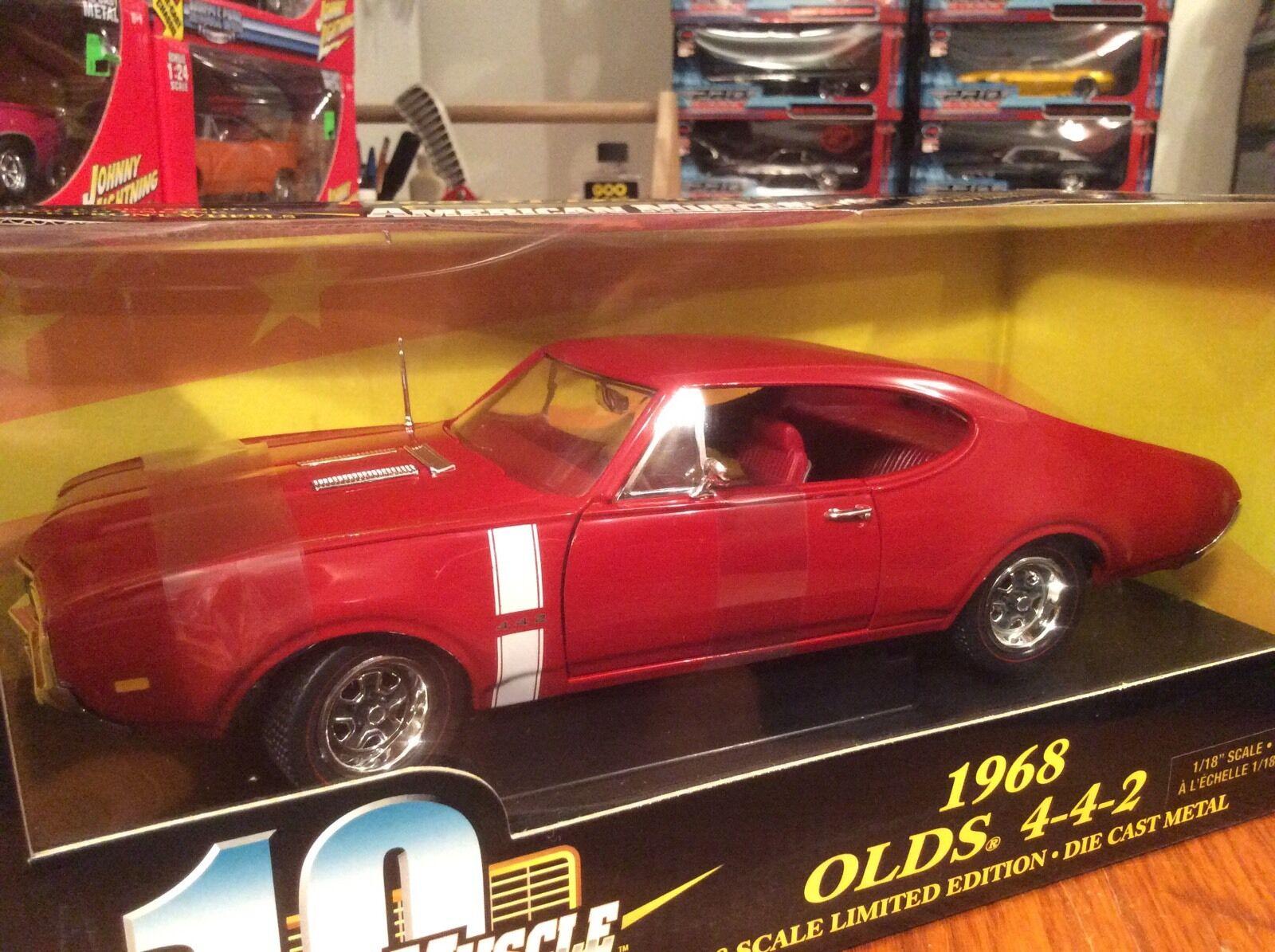 Ertl 1 18 1968 Oldsmobile 4-4-2. Item 36420A
