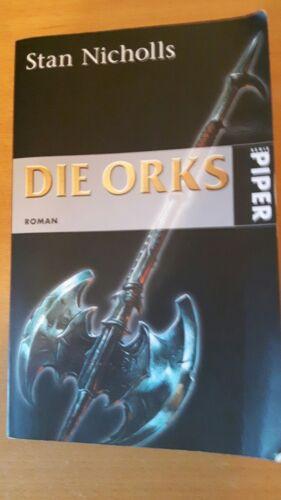 1 von 1 - Die Orks von Stan Nicholls