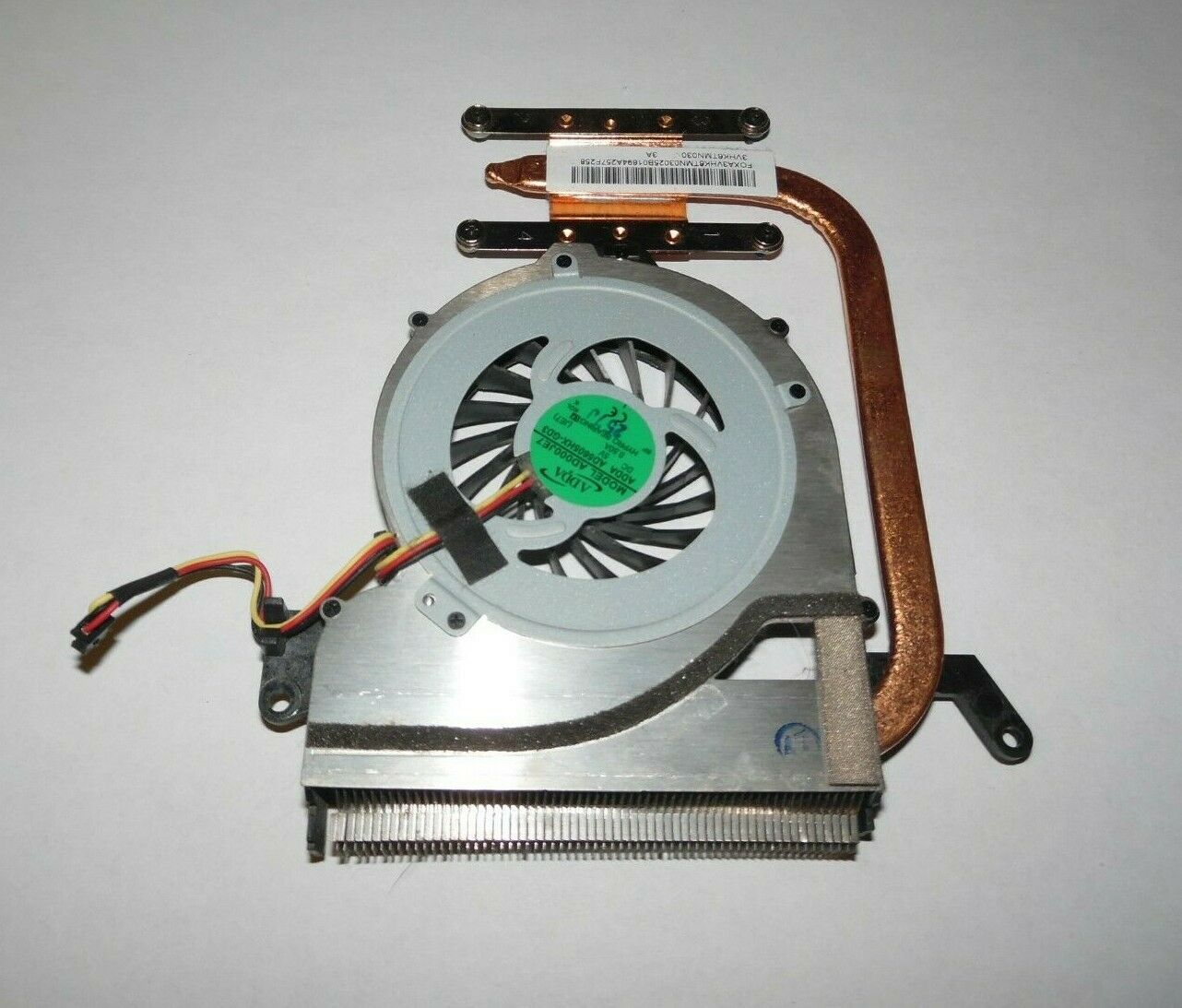 Sony SVE141R11L Series INTEL Cooling Fan + HeatSink 3VHK6TMN030 (G51-13)