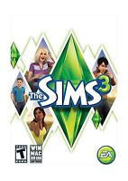 The Sims 3 - Pc Pc/mac Disc Standard Free Shipping