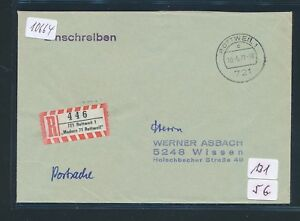 10664) Spécial R-mot Moderne 71 Rottweil Postsache K2 10!!! .5 .71, Epuiser!-afficher Le Titre D'origine éConomisez 50-70%