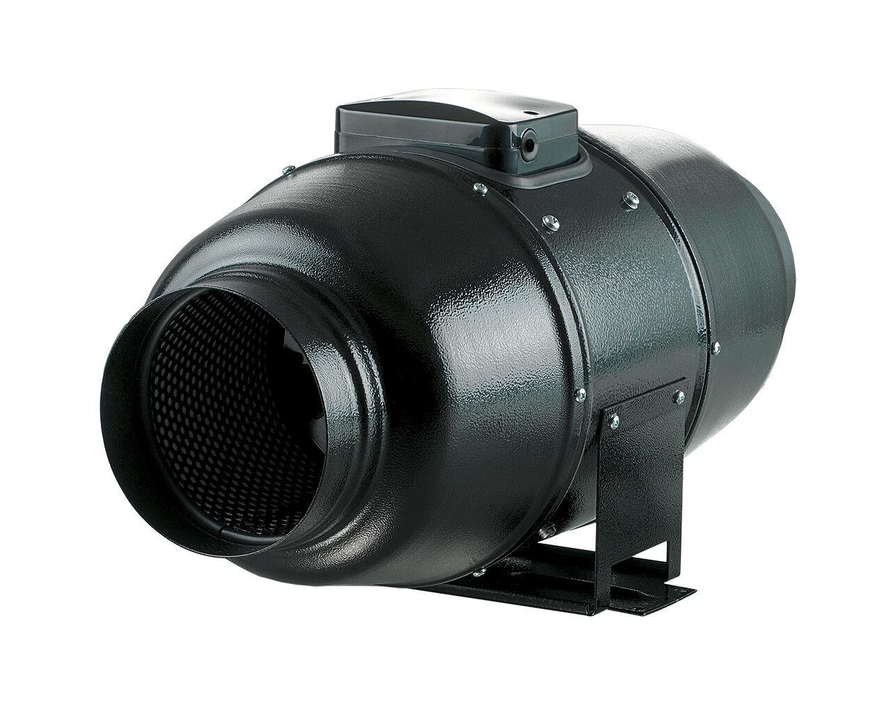 Vents Pipe Fan, Pipe Fan, Two-Stage Engine Fan Tt Silent M 150 Ipx4