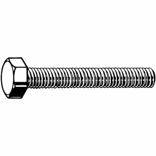 Sechskantschrauben M10 x 40 Messing DIN 933 50 Stk