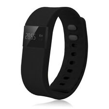 Smart Bluetooth Sport Watch Bracelet TW64 Fitness Tracker for Android Black