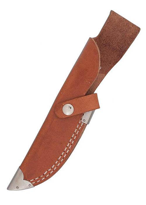 Hanwei pronghorn cuchillo 22,2cm caracteres-point-cuchilla hirschhorngriff 22,2cm cuchillo cuchillos de caza. 4696cd