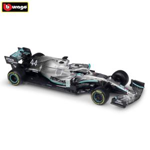 Bburago 1:43 Mercedes Benz AMG Petronas F1 W10 2019 #44 Lewis Hamilton Voiture Modèle
