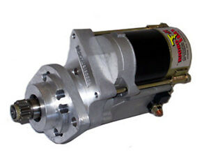 VW /& Sandrail Hi Torque Starter Type 1 and 002 Bus Trans for higher compressions