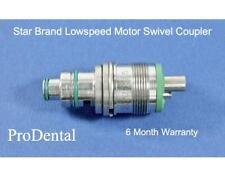 Star Brand Lowspeed Motor Dental Handpiece Swivel Coupler Prodental