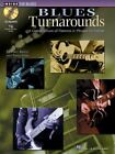 Blues Turnarounds: A Compendium of Patterns & Phrases for Guitar by Dave Rubin, Rusty Zinn (Mixed media product, 2003)