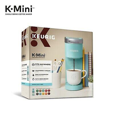 Keurig K-Mini Single Serve K-Cup Pod Coffee Maker, 6 to 12 ...