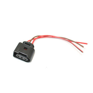 Details about New Fit for Audi VW SKODA Pigtail Plug Wiring Harness on