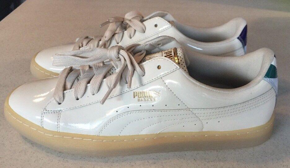 "Puma Basket Whisper ""Careaux Collaboration"" zapatos 362712 02 US 12- New"