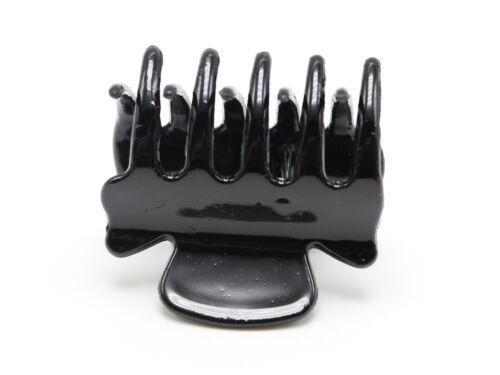 12 Noir En Plastique Hair Jaw Claw Clip Pince Frange Clips 29 mm Cheveux Accessoires