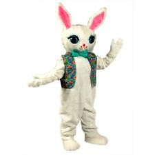 Cotton Bunny Professional Quality Mascot Costume Adult Size