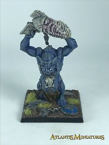 ORCO-Goblin-Pietra-Troll-OOP-RARE-WARHAMMER-AGE-OF-Sigmar-A119