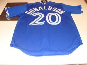huge discount 2a926 2c51e Toronto Blue Jays Josh Donaldson Alternate Jersey Medium MLB ...