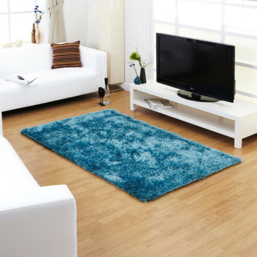 Soft Thick Pile Luxurious Soft Yarns High Quality Heavy Weight Silky Shaggy Rug