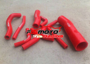 RED-Silicone-Radiator-Hose-for-Nissan-Pulsar-Sunny-GTIR-RNN14-N14-SR20DET-90-94