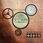 Time Machine 2011 Live in Cleveland Rush 0016861766559