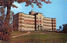 GREETINGS FROM BATHURST, N.B. CANADA L'Hopital Hotel Dieu