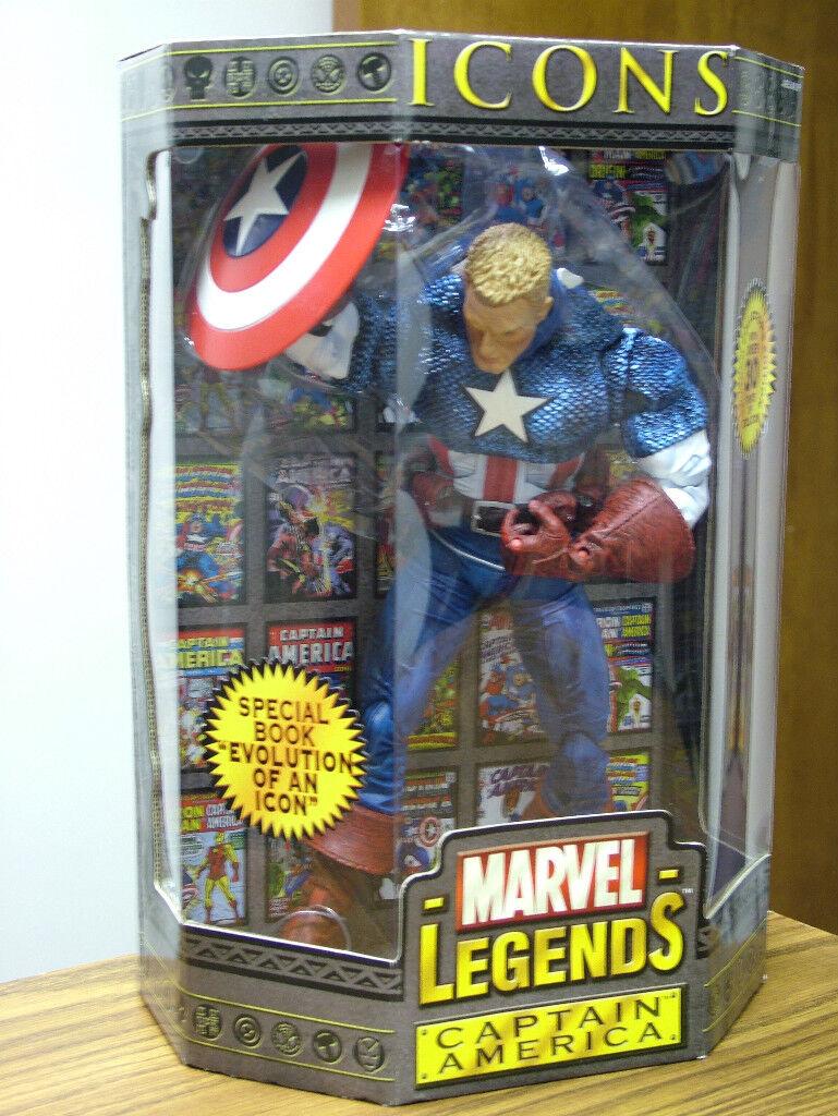 Captain america - marvel - legenden, symbole, entlarvt