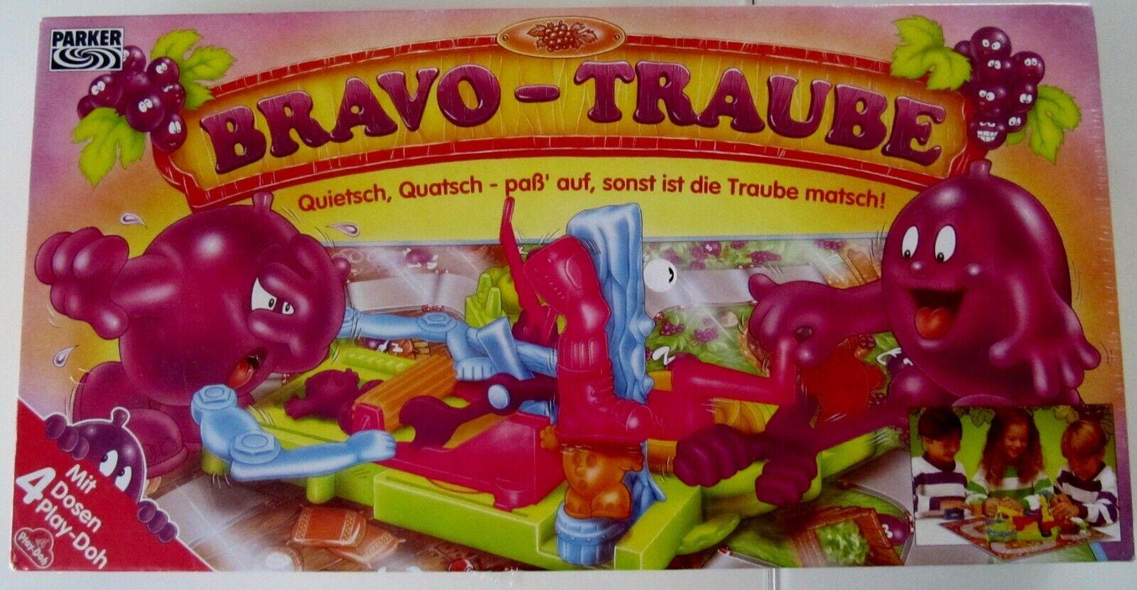 Ingénieux, Car-Neuf & neuf dans sa Boîte  Bravo-Raisin  vraiment dans feuille  neuf dans sa boîte légèrement Cognée