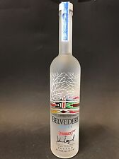 Belvedere Vodka (Product) RED by John Legend 0,7l Charitiy Flasche 40% Vol