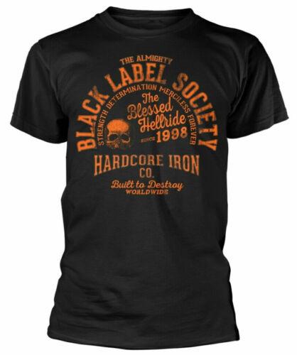 Black Label Society Hardcore Hellride Black T-Shirt Funny Vintage Gift For Men