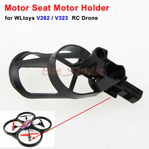 Wltoys V262 V323 RC Quadcopter Drone Spare Parts Motor Seat...
