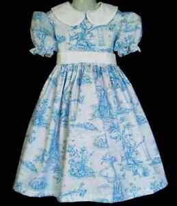 NEW Handmade Disney Princess Cute Border Deluxe Dress Set Custom Sz 12M-14Yrs